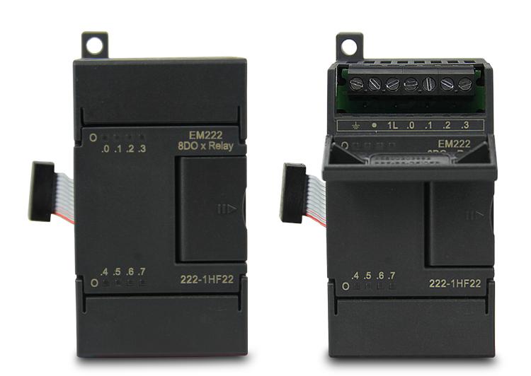 国产兼容西门子S7-200系列PLC,西门子PLC模块型号为:6ES7 222-1HF22-0AA0