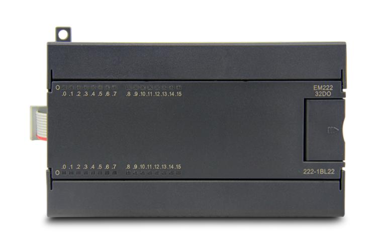 国产兼容西门子S7-200系列PLC,西门子PLC模块型号为:6ES7 222-1BL22-0AA0