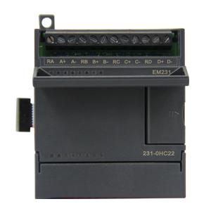 EM231 4通道电压、电流输入