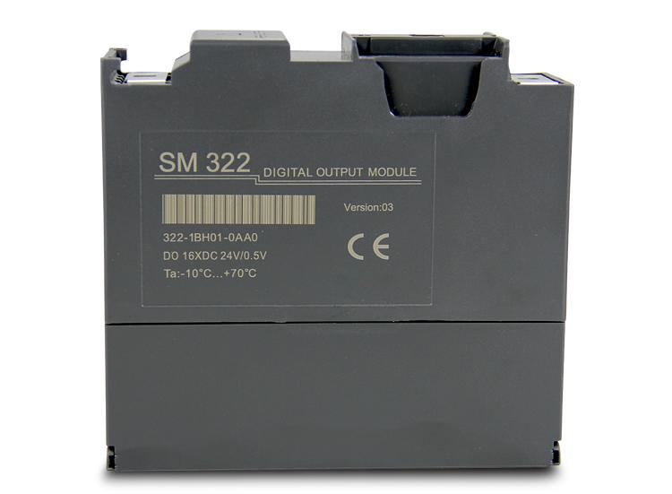 国产兼容西门子S7-300系列PLC,西门子PLC模块型号为:6ES7 322-1BH01-0AA0