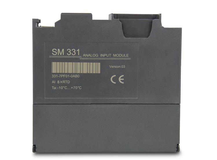 国产兼容西门子S7-300系列PLC,西门子PLC模块型号为:6ES7 331-7PF01-0AB0