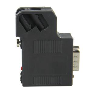 PROFIBUS DP接头总线连接器35度角(不带编程口)