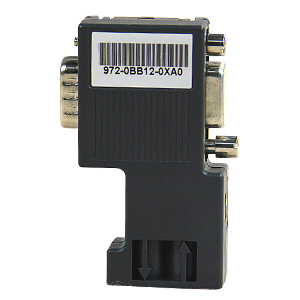 PROFIBUS DP接头总线连接器90度角(带编程口)