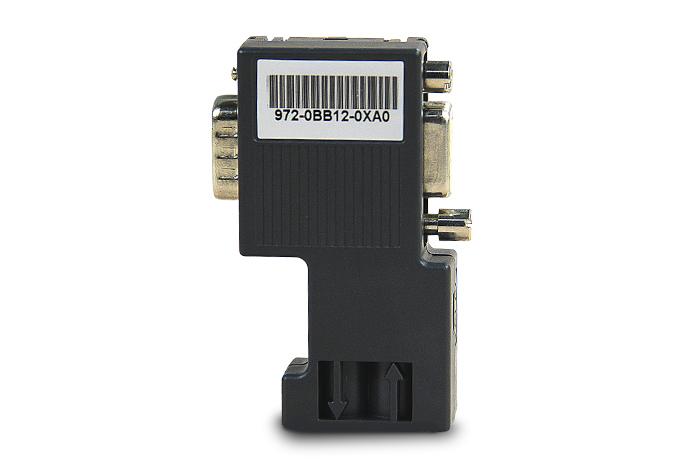 兼容西门子profibus dp接头,西门子PLC模块型号为:6ES7 972-0BB12-0XA0