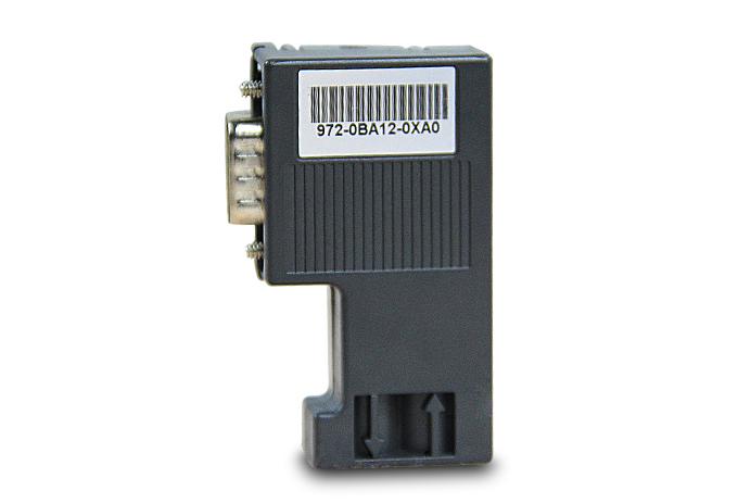 兼容西门子profibus dp接头,西门子PLC模块型号为:6ES7 972-0BA12-0AA0
