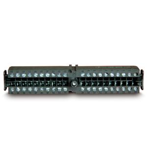 300PLC 40针前连接器