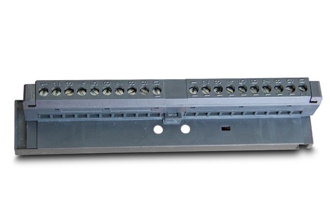 300PLC 20针前连接器