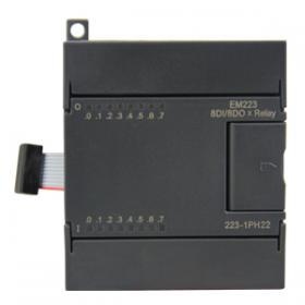 兼容西门子S7-200系列PLC模块8点输入8点继电器输出