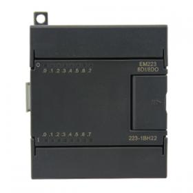 兼容s7-200plc8点输入,8点晶体管输出