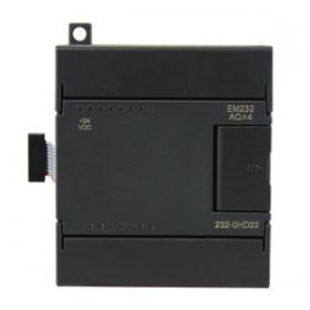EM232 4通道电压、电流模拟量输出模块