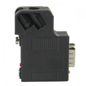 兼容profibus dp接头,PLC模块型号为:6ES7 972-0BA41-0XA0