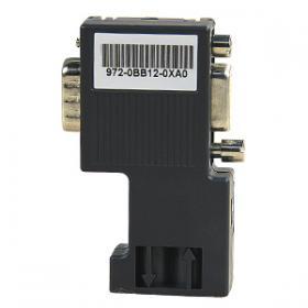 兼容profibus dp接头,PLC模块型号为:6ES7 972-0BB12-0XA0