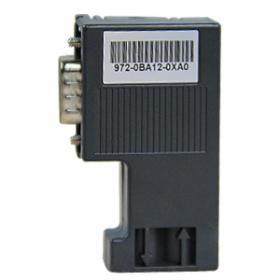 兼容profibus dp接头,PLC模块型号为:6ES7 972-0BA12-0AA0