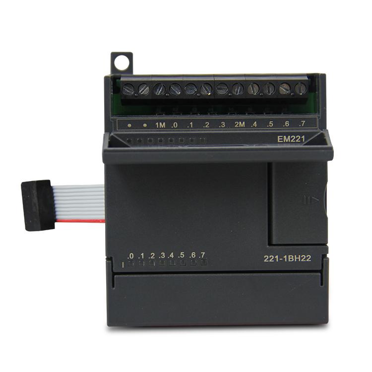 国产兼容西门子S7-200系列PLC,西门子PLC模块型号为:6ES7 221-1BH22-0AA0