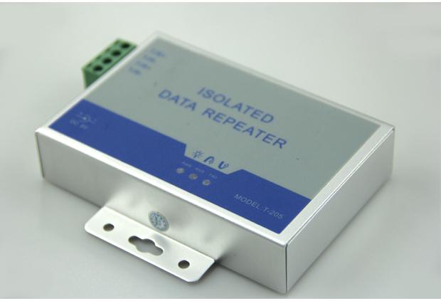 通讯中继器加长您rs232转rs485的通讯距离,让您使用更加方便