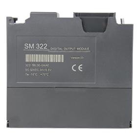 国产兼容S7-300系列PLC,PLC模块型号为:6ES7 322-1BL00-0AA0