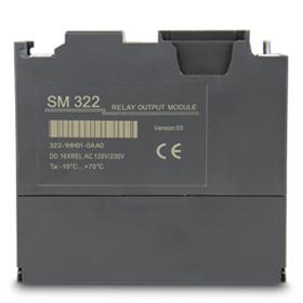 SM322 16点继电器输出