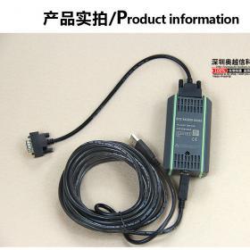 国产奥越信OYES-200/300系列PLC,PLC编程电缆型号为:6ES7 972-0CB20-0AA0