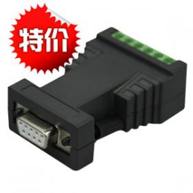 rs232转rs422/rs485高速工业通讯转换器(带RJ45接口)解决您的通讯
