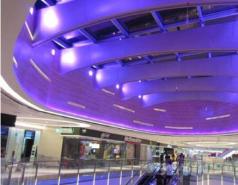 奥越信PLC智能控制商场照明