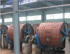 奥越信-国产plc在皮革转鼓自动检测上的应用