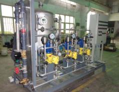 奥越信plc OYES-200在净水剂投加系统中应用