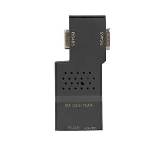 国产奥越信OYES-300 PLC 6GK7 -343-1EX30-0XE0 MPI以太网模块