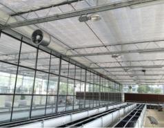 OYESPLC无线远程模块在温室大棚项目中的应用